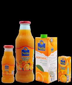 Netto Portakal Nektarı
