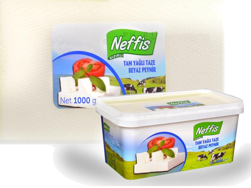 Tam Yağlı Beyaz Peynir 1000 gr